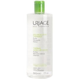 Uriage Eau Micellaire Thermale micelláris tisztító víz kombinált és zsíros bőrre  500 ml