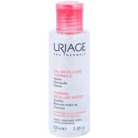 Uriage Eau Micellaire Thermale micelární čisticí voda pro citlivou pleť se sklonem ke zčervenání  100 ml