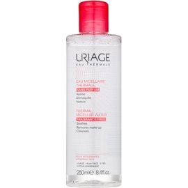 Uriage Eau Micellaire Thermale mizellares Reinigungswasser für empfindliche Haut mit Neigung zu Reizungen Nicht parfümiert  250 ml