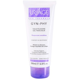 Uriage Gyn- Phy frissítő gél intim higiéniára  200 ml