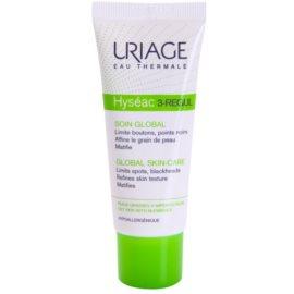 Uriage Hyséac 3-Regul matirajoča krema proti črnim pikicam  40 ml