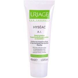Uriage Hyséac A.I. krém a pattanások gyulladásának enyhítésére  40 ml