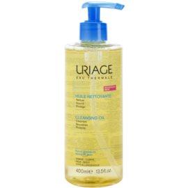Uriage Hygiène tisztító olaj arcra és testre  400 ml