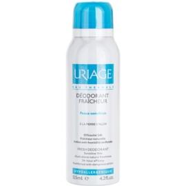 Uriage Hygiène dezodorant v spreji s 24 hodinovou ochranou  125 ml