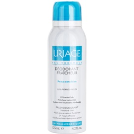 Uriage Hygiène Deodorant Spray mit 24-Stunden-Schutz  125 ml