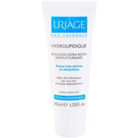 Uriage Hygiène krémová emulze pro velmi suchou pleť  40 ml