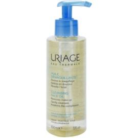 Uriage Hygiène olejek do demakijażu do skóry normalnej i suchej  150 ml