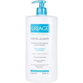 Uriage Hygiène gel suave de limpeza espumoso  1000 ml