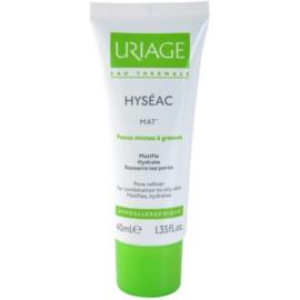 Uriage Hyséac Mat´ zmatňující gel-krém pro smíšenou a mastnou pleť  40 ml