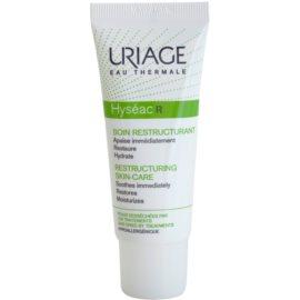 Uriage Hyséac R regeneráló és hidratáló krém a pattanások kezelése által kiszárított és irritált bőrre  40 ml