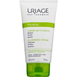 Uriage Hyséac Reinigungscreme für fettige Haut  150 ml