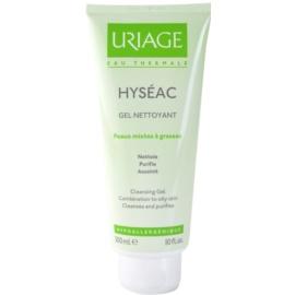 Uriage Hyséac почистващ гел  за смесена и мазна кожа   300 мл.