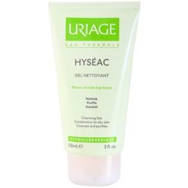 Uriage Hyséac żel oczyszczający do skóry tłustej i mieszanej  150 ml
