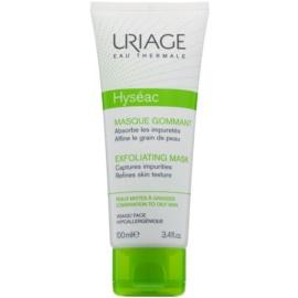 Uriage Hyséac peelingová maska pro smíšenou a mastnou pleť  100 ml
