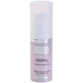 Uriage Isofill przeciwzmarszczkowy krem pod oczy   15 ml