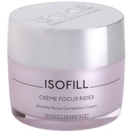 Uriage Isofill Anti-Faltencreme für normale Haut und Mischhaut  50 ml