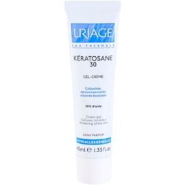 Uriage Kératosane 30 Gel-Creme für weiche Haut  40 ml
