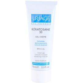 Uriage Kératosane 30 Gel-Creme für weiche Haut  75 ml