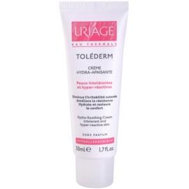 Uriage Toléderm crema hidratante y calmante para pieles intolerantes  50 ml