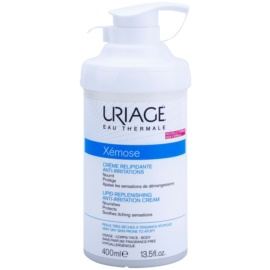 Uriage Xémose Relipidising Soothing Cream For Very Dry Sensitive And Atopic Skin  400 ml
