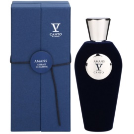 V Canto Amans Parfüm Extrakt unisex 100 ml