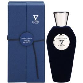 V Canto Cor Gentile Parfüm Extrakt unisex 100 ml