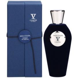 V Canto Mea Culpa parfüm kivonat unisex 100 ml