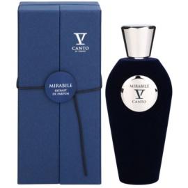V Canto Mirabile Parfüm Extrakt unisex 100 ml
