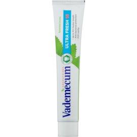 Vademecum Ultra Fresh 16 pasta za zube za svjež dah okus Spearmint 75 ml