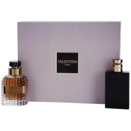 Valentino Uomo ajándékszett II.  Eau de Toilette 50 ml + tusfürdő gél 100 ml