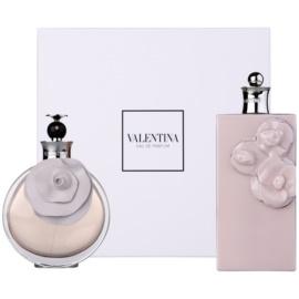 Valentino Valentina zestaw upominkowy II. woda perfumowana 80 ml + mleczko do ciała 200 ml