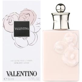 Valentino Valentina testápoló tej nőknek 50 ml teszter