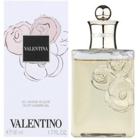 Valentino Valentina sprchový gel pro ženy 50 ml tester