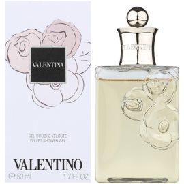 Valentino Valentina tusfürdő nőknek 50 ml teszter