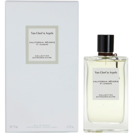 Van Cleef & Arpels Collection Extraordinaire California Reverie parfumska voda za ženske 75 ml
