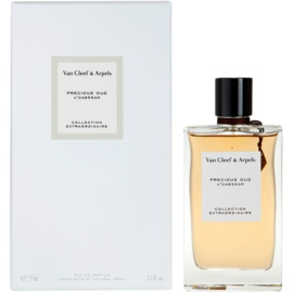 Van Cleef & Arpels Collection Extraordinaire Precious Oud Eau de Parfum para mulheres 75 ml