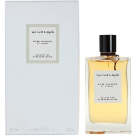 Van Cleef & Arpels Collection Extraordinaire Rose Velours eau de parfum nőknek 75 ml