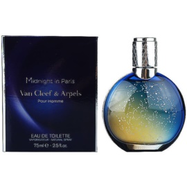 Van Cleef & Arpels Midnight In Paris Eau de Toilette voor Mannen 75 ml