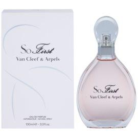 Van Cleef & Arpels So First eau de parfum nőknek 100 ml