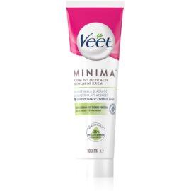 Veet Depilatory Cream depilačný krém pre suchú pokožku  100 ml
