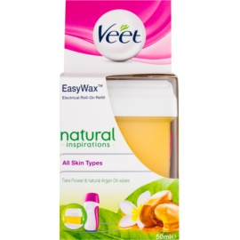 Veet EasyWax wosk napelnienie do elektrycznego systemu do depilacji  50 ml