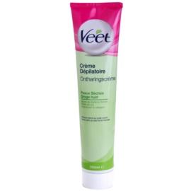 Veet Depilatory Cream depilačný krém pre suchú pokožku  200 ml