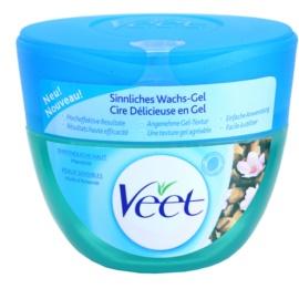 Veet Depilatory Gel gelový vosk pro citlivou pokožku  250 ml
