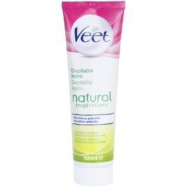 Veet Natural Inspirations depilacijska krema za občutljivo kožo  100 ml