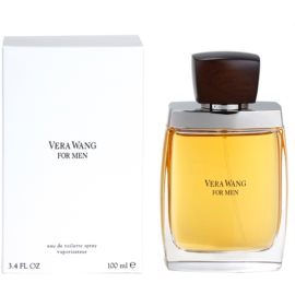 Vera Wang For Men Eau de Toilette para homens 100 ml
