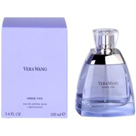 Vera Wang Sheer Veil Eau De Parfum pentru femei 100 ml