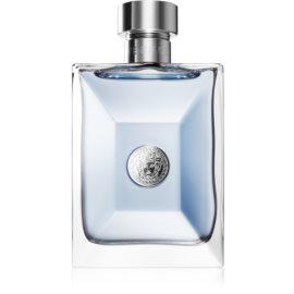 Versace pour Homme toaletna voda za moške 200 ml