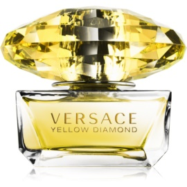 Versace Yellow Diamond eau de toilette para mulheres 50 ml