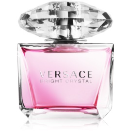 Versace Bright Crystal eau de toilette per donna 200 ml