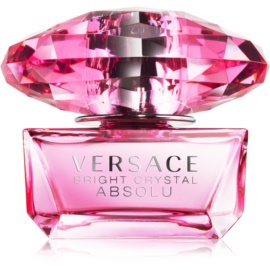 Versace Bright Crystal Absolu Eau de Parfum für Damen 50 ml